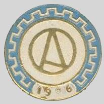 badge olympic games 1906 athens