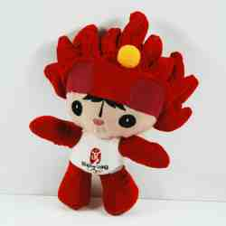 mascot olympic games 2008 Beijing