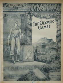 Olympic Games Official Report 1896