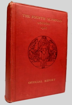 official report olympic games london 1908