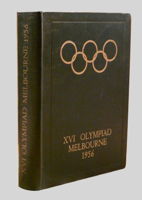 official report olympic games 1956 melbourne