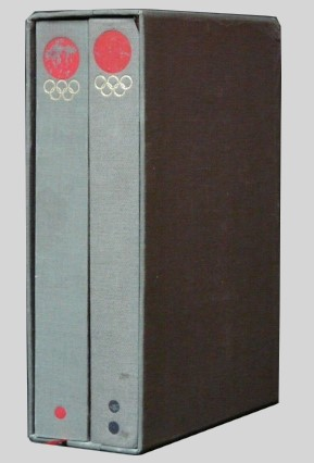 official report olympic games tokyo 1964