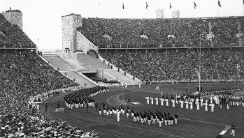 olympic games 1936 berlin opening ceremony