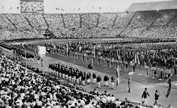 olympic games 1948 london opening ceremony