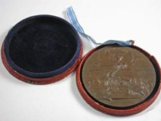 Olympic Participation Medal 1896