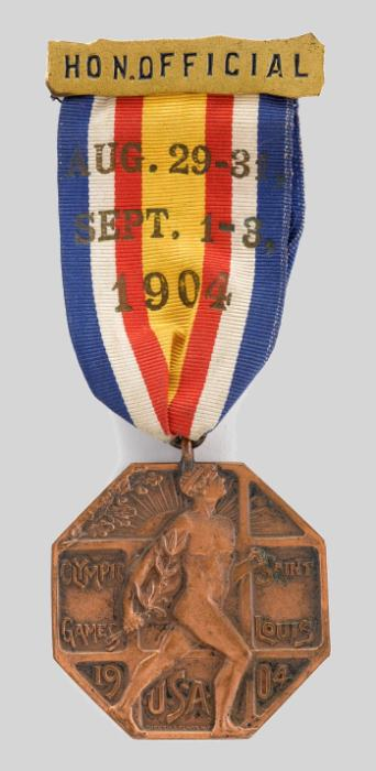 participation medal olympic games 1904