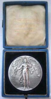 participant medal olympic games 1908 london