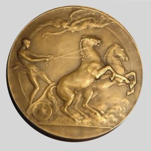 Olympic participation Medal 1920 Antwerp