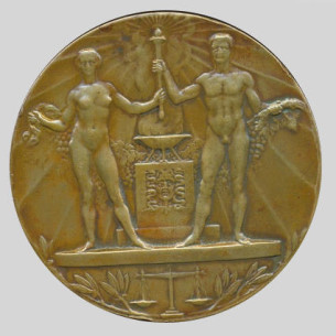 Olympic participation Medal 1928 Amsterdam