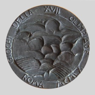 Olympic Participation Medal  1960
