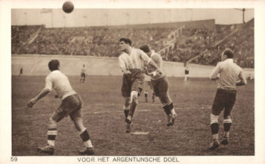 picture postcard olympic games 1928 Amsterdam