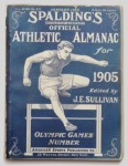 olympic games  official report 1904 St. Louis