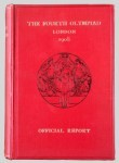 olympic games  official report 1908 London