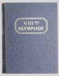 olympic games  official report 1924 Paris