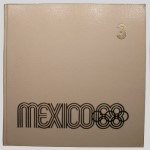 olympic games  official report 1968 Mexico City