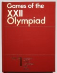olympic games  official report 1980 Moscow