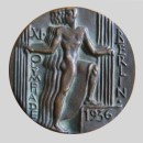 olympic games  participation medal 1936 Berlin