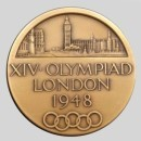olympic games  participation medal 1948 London