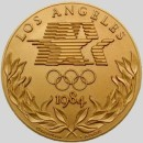 olympic games  participation medal 1984 Los Angeles