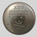 olympic games  participation medal 1992 Barcelona