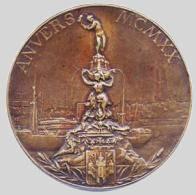 olympic games winner medal 1920 antwerp