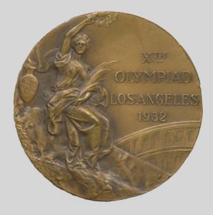 Olympic winner medal 1932