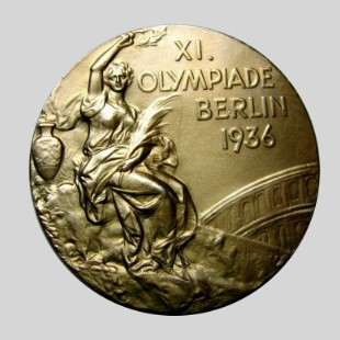 Olympic winner medal 1936