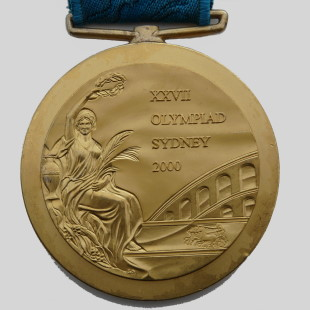 olympic games winner medal 2000 Sydney